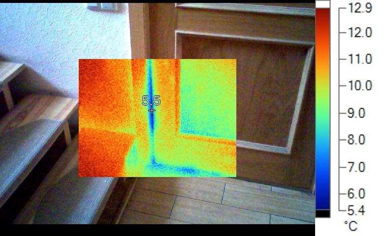 termografija ekas siltinasana ekovate berama vate mineralvate projektesana buvdarbi fasades